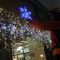 [最新の実例] シルクセンターにイルミネーション飾りました!