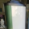 [創作看板] スタンド看板に今度は竹の質感を表現しました!